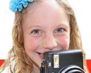 Dorian Girl with Camera