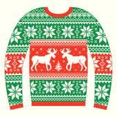 Holiday Sweater Day